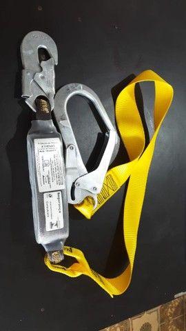 talabarte ancoragem com absorvedor de energia - Foto 2