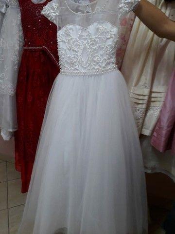 Aluguéis de vestido de noiva, daminha, pajem, etc... - Foto 2