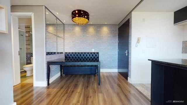 Apartamento Mobiliado com 59 m² de 2 dormitórios no Jardim Carvalho - Foto 7