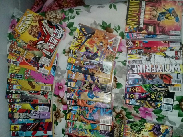 Coleçoes de hqs/quadrinhos raros e em otimo estado ( Vendo em coleções) - Foto 3