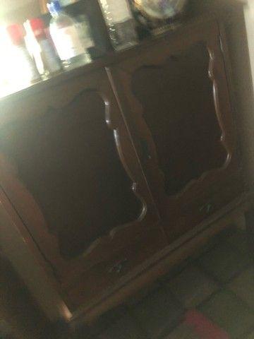 Móvel em madeira vintage  - Foto 3