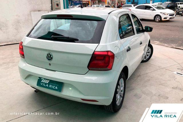 Vila Rica Seminovos VW Gol 1.0 12v MPI TotalFlex Trendline 4P Manual - Foto 11