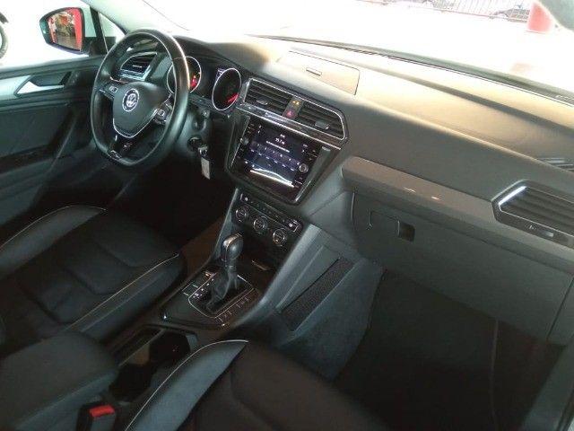 Vw Tiguan Allpace Comfortline 250 Tsi 1.4 turbo 2019  - Foto 7