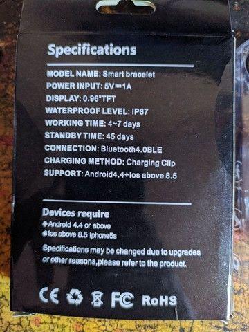 Pulseira Inteligente M4 - Foto 4