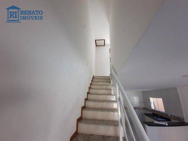 Casa com 2 dormitórios para alugar por R$ 1.200,00/mês - Inoã - Maricá/RJ - Foto 8