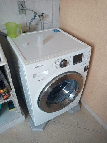 lavadora front load samsung - Foto 2