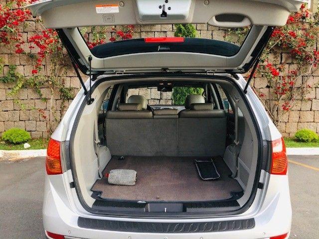 Vera Cruz GLS 3.8 V6 4WD ? Sete Lugares ? 2010 ? Impecável - Foto 15