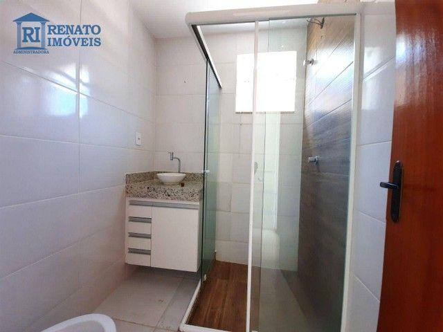 Casa com 2 dormitórios para alugar por R$ 1.200,00/mês - Inoã - Maricá/RJ - Foto 15