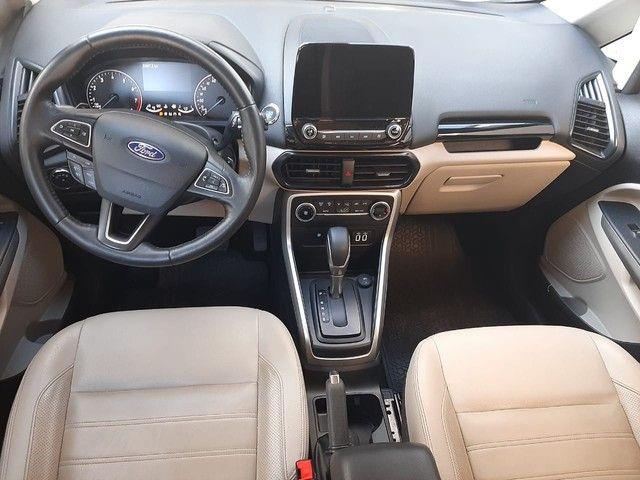 Ford EcoSport Titanium 2.0 16V (Aut) (Flex) - Foto 4