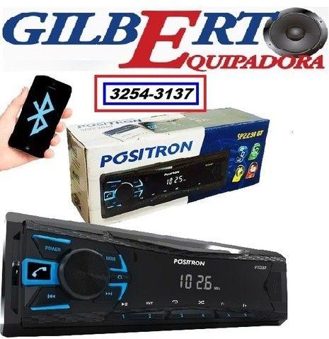 Radio Positron Sp2230bt Bluetooth Spotify