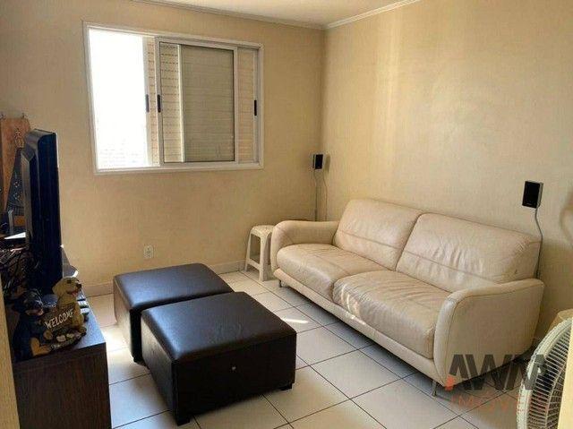 Apartamento Duplex com 2 dormitórios à venda, 79 m² por R$ 420.000,00 - Setor Oeste - Goiâ - Foto 2
