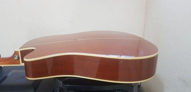 Violão elétrico Strinberg modelo ASF 62C - Foto 6