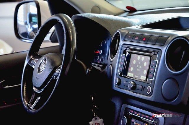 Volkswagen Amarok 2.0 HIGUILINE 4X4 4P - Foto 14