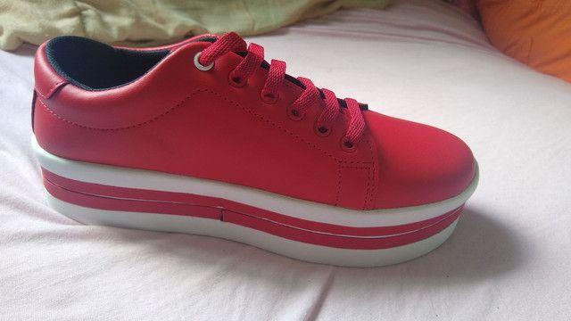 Vendo tênis novo, nunca usei - Foto 2