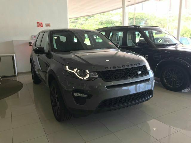 Land Rover Discovery Sport Black HSE Diesel