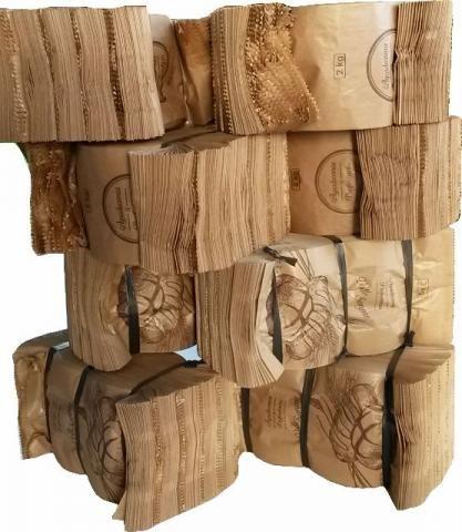 Saco kraft pão pao saco de papel irani 100% materia virgem