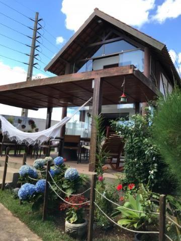 Bangalô Chalé Casa no condomínio Serra Nevada em Bananeiras