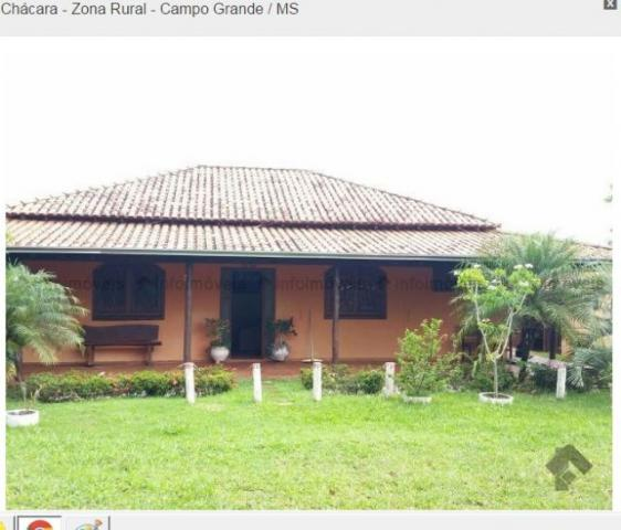 Chácara em Campo Grande - MS