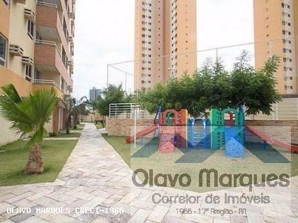 Apto bem localizado bairro Lagoa Nova