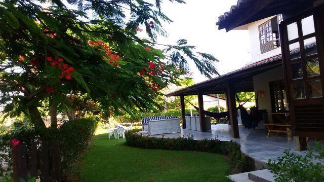 Excelente Casa no melhor trecho da praia Enseadinha-Serrambi, 4 suites mais dependência
