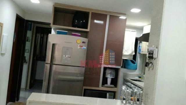 Vende-se lindo apartamento semi-mobiliado no Residencial Celina Guimarães