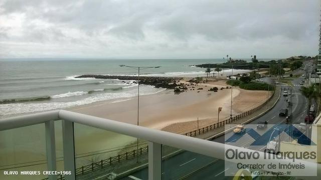 Apto de alto padrão com a melhor vista de Natal, praia de Areia Preta
