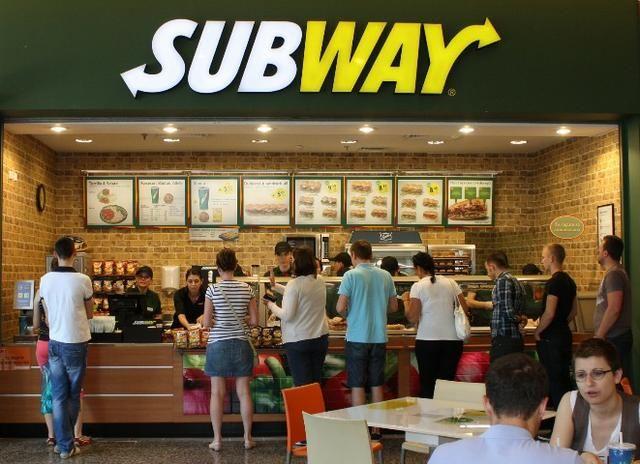 Vendo Franquia Subway