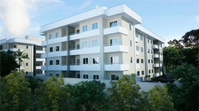 Apartamento residencial à venda, Jacunda, Aquiraz.