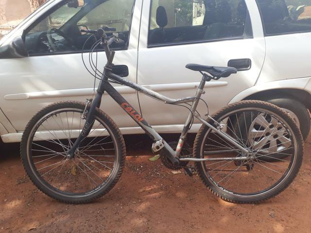 Bicicleta Caloi Terra 21m