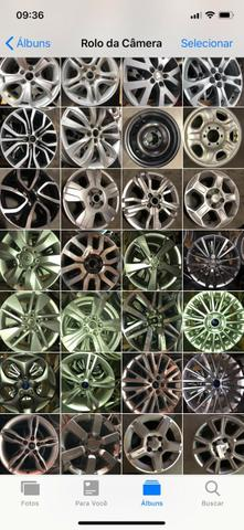 Roda Nissan Frontier aro 18 2015 - Foto 2