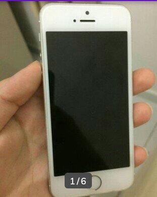 IPhone 5s 16 GB (leia o anúncio)
