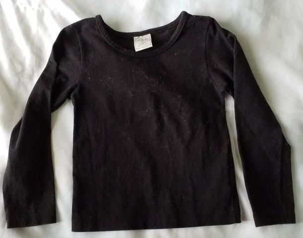 Lote camisa meninas 2 a 3 anos - Foto 2