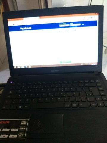 Vendo notebook Semp Toshiba