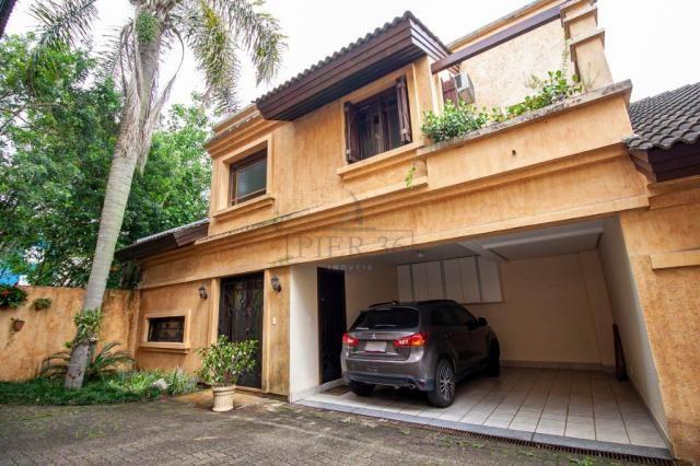 Casa de condomínio à venda com 3 dormitórios em Tristeza, Porto alegre cod:7858