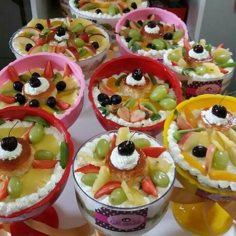 Sobremesas natalinas - Foto 2