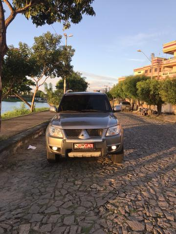 Pajero TR4 2012 4x4 automática Blindada Nível IIIA - Foto 5
