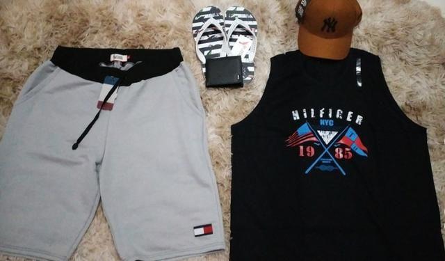 Camisas , Bermudas, Sandálias - Foto 6