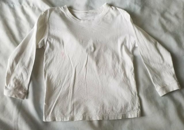 Lote camisa meninas 2 a 3 anos - Foto 5
