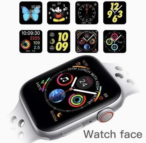 Smartwatch Relógio Eletrônico IWO 8 Plus - Foto 2