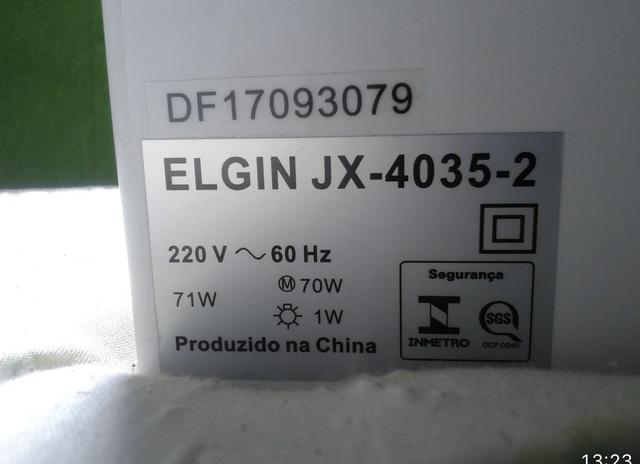 Máquina de costura Elgin urgente 480,00$ - Foto 4