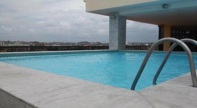 Lindo!! Flat a Beira mar de Casa Caiada com moveis planejados e 2 vagas de garagem - Foto 11