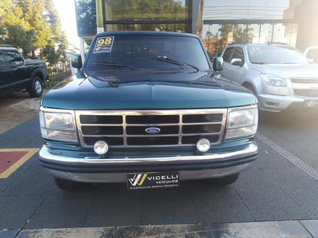 FORD F-1000 XLT TURBO 2.5 HSD 2P   1998 - Foto 3