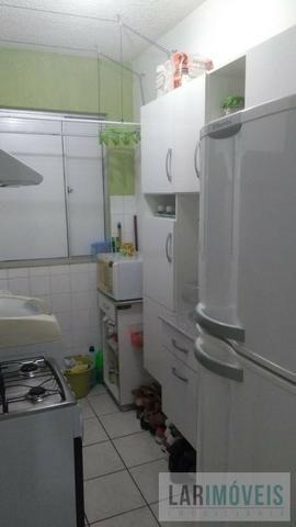 GS-Apartamento bem localizado em Valparaíso, 2 quartos climatizado sol da manha - Foto 6