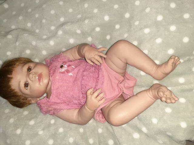 Bebe reborn menina - Foto 2