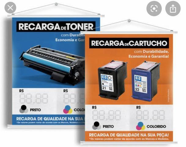 Recarga de Impressora