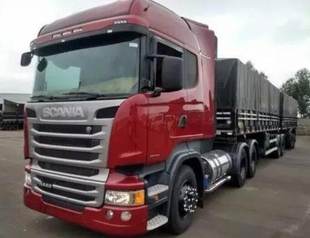Scania r440 eng. no bitrem librelato