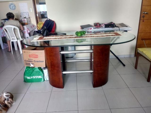 Linda mesa para sala - Foto 2