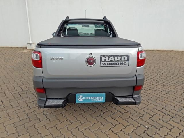 FIAT STRADA 1.4 MPI HARD WORKING CE 8V FLEX 2P MANUAL. - Foto 8