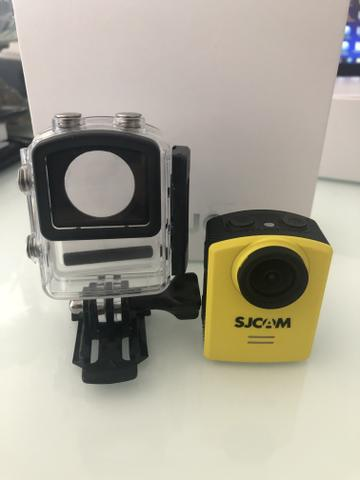 Camera Sjcam M20 Wi-fi Original 4k Filmadora D'agua (NOVA) - Foto 3
