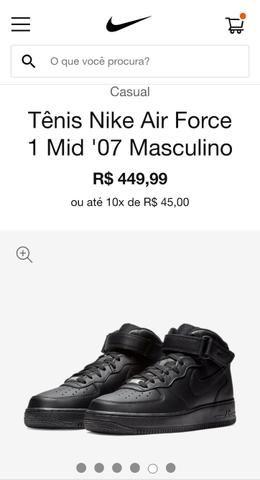 Nike Air Force One - Foto 2